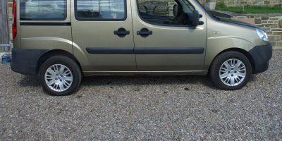 Fiat Doblo 1.3 MultiJet 16v Active 5dr