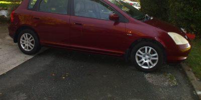 Honda Civic 1.6 i-VTEC SE Executive 5dr