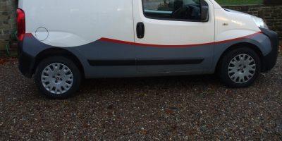 Fiat Fiorino 1.3 JTD Multijet II Cargo Panel Van 3dr (EU5)