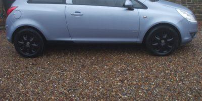 Vauxhall Corsa (2009) 1.3 CDTi 16v Club 3dr