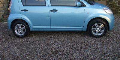 Daihatsu Sirion (2005) 1.0 SE 5dr