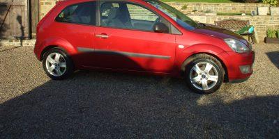 Ford Fiesta 2007 (07 reg) 1.25 Zetec Climate 3dr