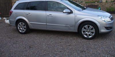 Vauxhall Astra 2008 (58 reg) 1.6 i 16v Design 5dr