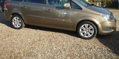 Vauxhall Zafira 2013 (13 reg) 1.8 i VVT 16v Design 5dr