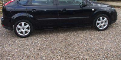 Ford Focus 2007 (07 reg) 1.8 Sport 5dr