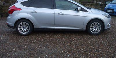 Ford Focus 2012 (12 reg) 1.6 TDCi Titanium 5dr