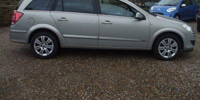 Vauxhall Astra 2008 (58 reg) 1.8 i 16v Design 5dr