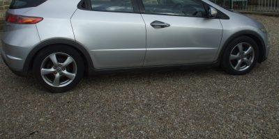 Honda Civic 2007 (07 reg) 2.2 i-CTDi ES 5dr