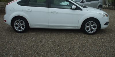 Ford Focus 2011 (11 reg) 1.6 Sport 5dr