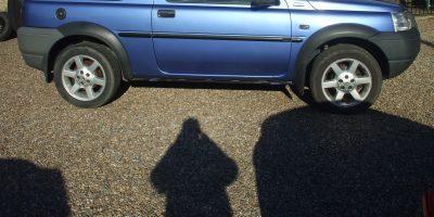Land Rover Freelander 2002 (02 reg) 1.8 Serengeti Limited Edition Hard Top 3dr