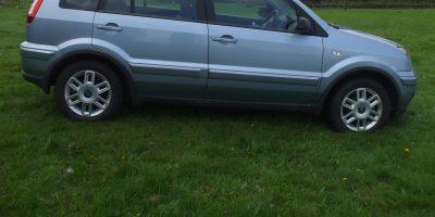 Ford Fusion 2007 (57 reg) 1.4 Zetec Climate 5dr