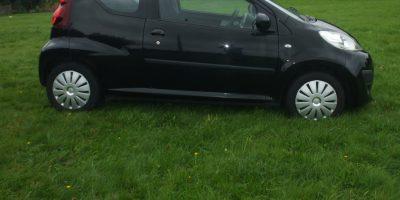 Peugeot 107 2012 (12 reg) 1.0 12V Active 3dr