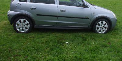 Vauxhall Corsa 2006 (06 reg)