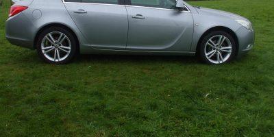 Vauxhall Insignia 2011 (11 reg)